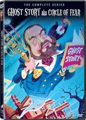 Ghost Story (TV series) - DVD cover