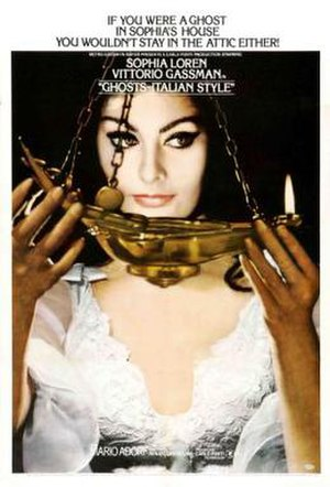 Ghosts – Italian Style - Film poster