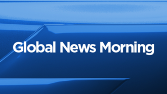 Global News Morning (Canadian TV series) - Title slide displayed for Global News Morning on the Global News website