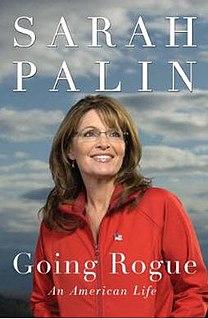 <i>Going Rogue</i> Memoir by Sarah Palin