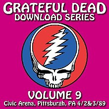 Grateful Dead - Grateful Dead Download Series Volume 9.jpg