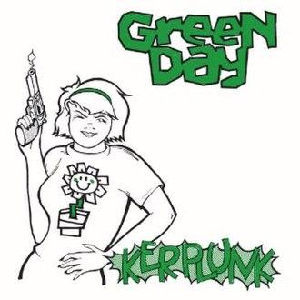 Kerplunk (album) - Image: Green Day Kerplunk cover