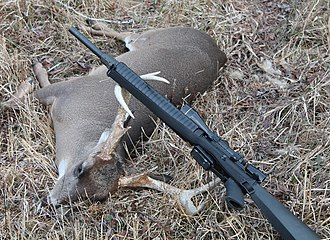 6.5mm Grendel - The 6.5mm Grendel is effective in the humane harvest of medium-sized game.
