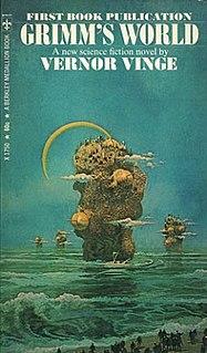 <i>Grimms World</i> novel by Vernor Vinge