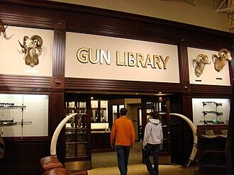 Cabela's - Gun Library