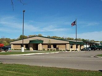 Harrison (town), Calumet County, Wisconsin - Town Hall