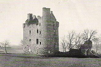 Oyne - Harthill Castle