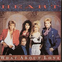 What About Love Lyrics
