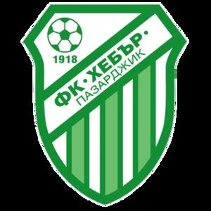 FC Hebar Pazardzhik - Image: Hebr 2007logo