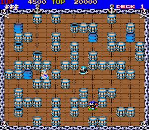 Pirate Ship Higemaru - Gameplay of Higemaru