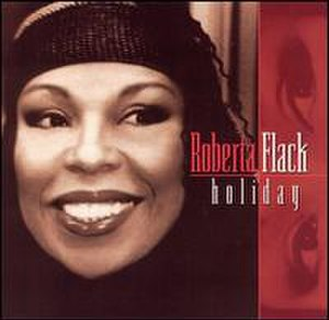 Holiday (Roberta Flack album) - Image: Holiday (roberta flack album cover)