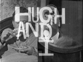 <i>Hugh and I</i> black-and-white British sitcom