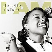 I Am (Chrisette Michele album) cover art.jpg