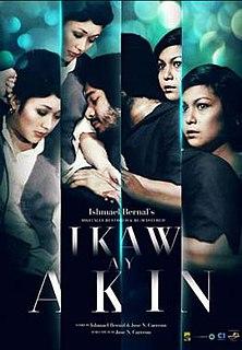 <i>Ikaw Ay Akin</i> 1978 Filipino film