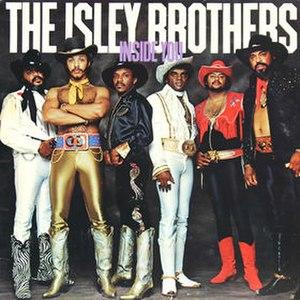 Inside You - Image: Inside you isley brothers album