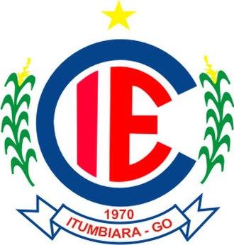 Itumbiara Esporte Clube - Image: Itumbiara Esporte Clube Logo