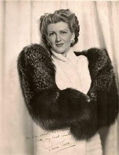 Jane Carr (actress, born 1909) British actor (1909–1957)