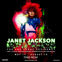 Janet Jackson: Metamorphosis - Wikipedia