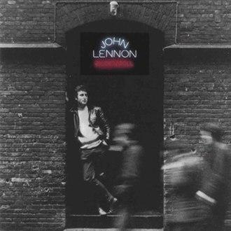 Rock 'n' Roll (John Lennon album) - Image: John Lennon albums rocknroll