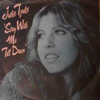 Stay with Me till Dawn - Image: Judie tzuke stay with me till dawn 1979