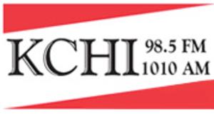 KCHI (AM) - Image: KCHI FM logo