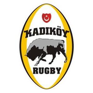 Kadıköy Rugby - Image: Kadikoy rugby logo 1
