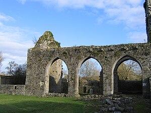 Kells Priory - Image: Kells 4