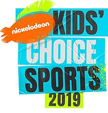 2019 Kids' Choice Sports - Wikipedia