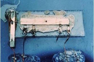 Jack Kilby - Jack Kilby's original integrated circuit