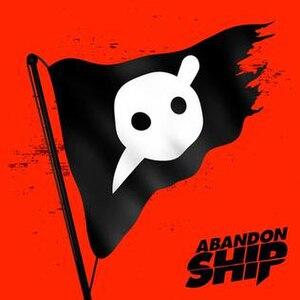 Abandon Ship (Knife Party album) - Image: Knife Party Abandon Ship