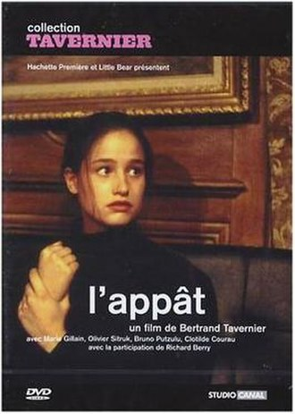 The Bait (1995 film) - Cover of French DVD edition