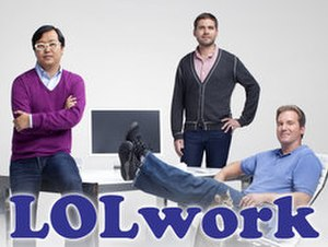 """LOLwork - Ben Huh, William """"Will"""" Sharick and Todd Sawicki (from left)"""