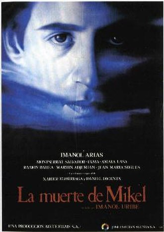 La Muerte de Mikel - Theatrical release poster