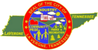 Official seal of La Vergne, Tennessee