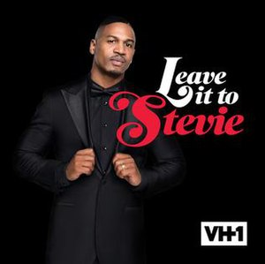 Leave It To Stevie - Image: Leave It To Stevieseriesposter