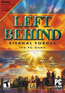 <i>Left Behind: Eternal Forces</i> 2006 real-time strategy video game