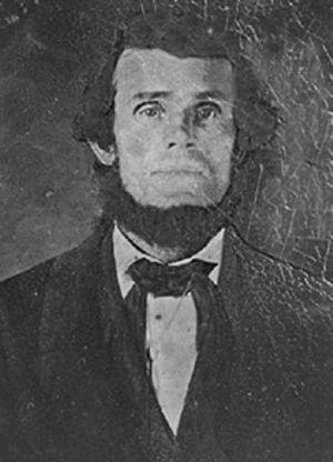 Logan Vandeveer - Logan Vandeveer, 1815 - 1855