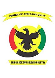 Logo of Power of Africans Unity.jpg