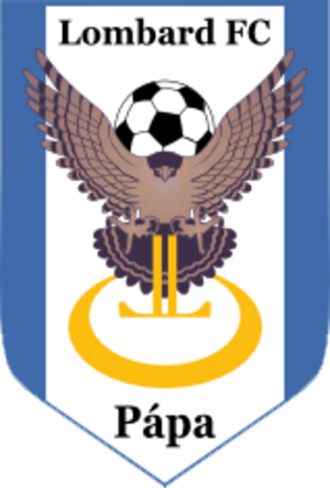 Pápai FC - Image: Lombard FC logo