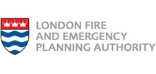 London Fire Authority Logo