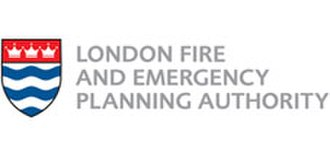 London Fire and Emergency Planning Authority - Image: London Fire Authority Logo