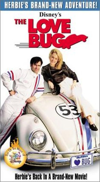 The Love Bug (1997 film) - Image: Lovebug 97campbell