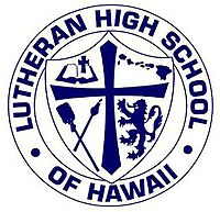 Lutheran High School of Hawaii Coat of Arms Emblem.jpg