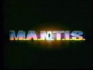 M.A.N.T.I.S. - Intertitle