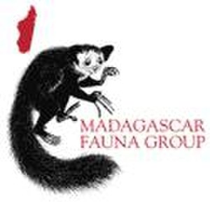 Madagascar Fauna Group - Logo of MFG featuring the Aye-Aye