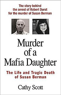 <i>Murder of a Mafia Daughter</i> 2002 book by Cathy Scott