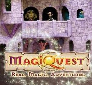 MagiQuest - Image: Magiquest