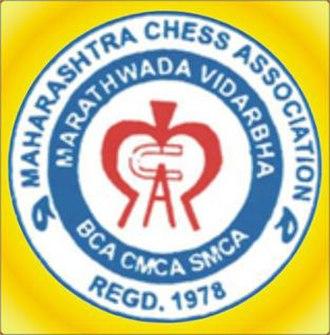 Maharashtra Chess Association - Image: Maha chess logo