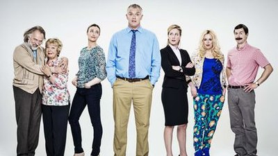 Picture of a TV show: Man Down