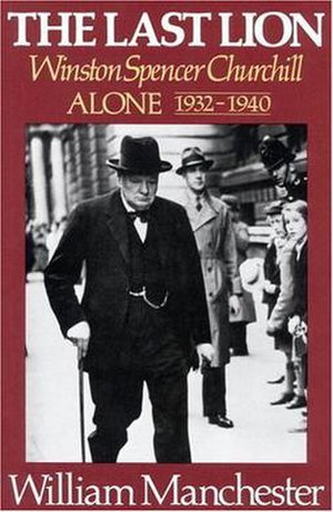 The Last Lion: Winston Spencer Churchill - Image: Manchester Last Lion Vol 2